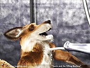 Taurin Fox And The Yiffing Machine