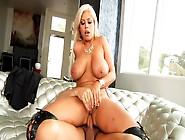 The Horny Babe In Heels Bridgette B Fucked By Steve Holmes