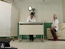 Love Nurse Porn Blonde Babe Kiara