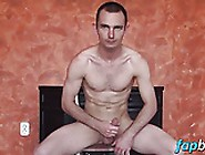 Iron Sets Up A Camera To Records Him While He Is Jacking Off