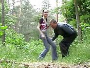 Lena Forest Ballbusting