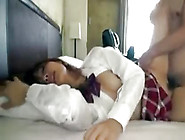 Asian Girl Has The Power Of Her Mouth Wrapped Around Multiple Co