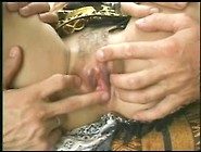 Cute Thai Beauty Acquires Double Penetration Treatment By 2 Boy-