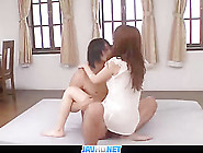 Subtitles - Japanese Model Maomi Nagasawa Enjoys In Thr