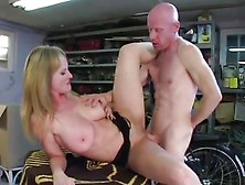 Moni Michaels Loves Getting Fucked Hard And Rough