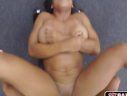 Personal Trainer Got Fucked For Cash In Close Up Pov