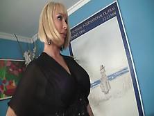 Huge Cock Down Her Throat