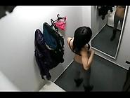 Hidden Cameras In Dressing Room 2