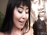 Fascinating Japan Girl Kisses Fully Naked With Her Lustful Sexma