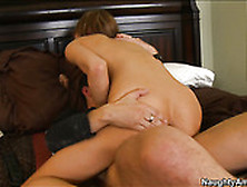 Victoria Rae Black Gets Her Pussy Fucked In Riding Style