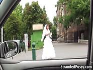 Glamorous Bride Amirah Sucks A Big Hard Dick And Gets Pussy Fuck