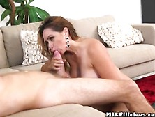 Horny Milf Fucking Her Young Lover