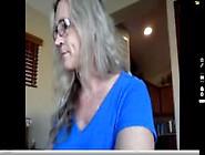 Sexy Blonde Milf Like The Webcam