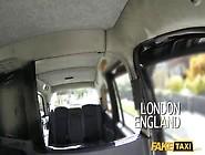 Fake Taxi - E229 - New Cab Driver Gives Customer A Good Facial