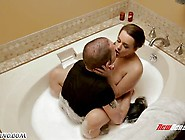 Natasha Nice - Sex With My Brother In The Bathroom