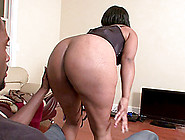 Katt Humps A Long Stiffy She Made Big And Hard With Her Mouth