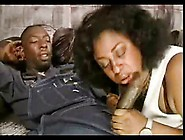 Black Mature Floppy Boob Nurse Fucked Good
