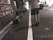Stalk And Abuse The Pretty Drunken Jap Milf #1