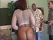 Carmen Hayes & Cherokee D'ass