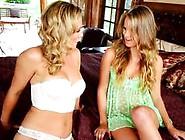 Drop Dead Gorgeous Lesbian Action With Cherie Deville And Jillia