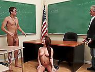 Class Slut Jojo Kiss Seduces Nerdy Xander