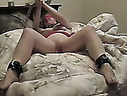 My Slutty Wife With Saggy Tits Shows What Self Spanking Is All A