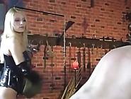 Lady Natalie Black Whips Slave Hard