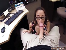Ava Cash Anal College Student Banged In My Pawn Shop!