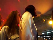 Naughty Teenies Get Totally Delirious And Nude At Hardcore Party