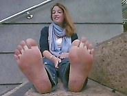 Outdoor Smelly Feet And Flats