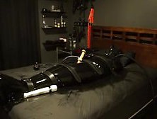 Inflatable Sleepsack Milking