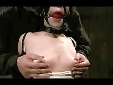 Juliette March Gets Punished For Being A Slut