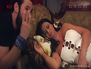 Fake Tittied Hoochie Jasmine Jae Is Tied Up And Fucked By Severa