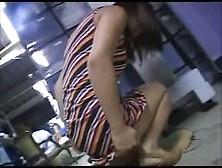 Japanese Woman Panty Poop 35