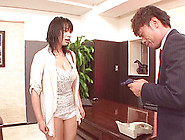 In The Office He Eats His Asian Co-Workers Hot Ass