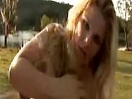 Loira Gostosa Metendo Na Fazenda ( Blonde Fucking In The Farm )