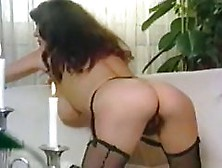 Big Titted Woman Is About To Have Steamy Sex On The Couch,  With