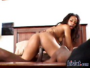 Slender Nubian Queen Enjoys A Bbc Pussy Pounding By Agonylite
