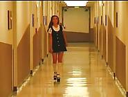 Lost Schoolgirl Fucks Her Teacher