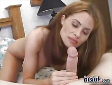 Cheating Slut Loves His Big Cock