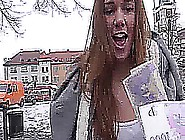 Amateur Czech Model Picked Up On The Streets - Real Gf Porn&lpar
