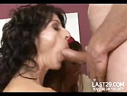 Step Mom Teaching Teen How To Suck And Fuck