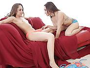 Hot Teen Remy And Gabriellas Lesbian Sex Scene