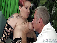 Selenda White Chubby Mom Selenda White Takes Fat Cock