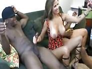 Hot Wife Rio Gangbang