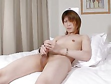 Cosplay Japanese Ladyboy Nurse