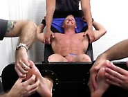 Male Feet Vintage And Cum Squirt Boys Gay Johnny Gets Tickle