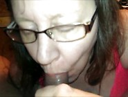 Amateur Granny Giving Head And Swallowing Jizz