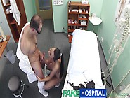 Fakehospital Doctor Needs The Nurse To Help Him With His Master