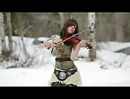 Peter Hollens / Lindsey Stirling Skyrim